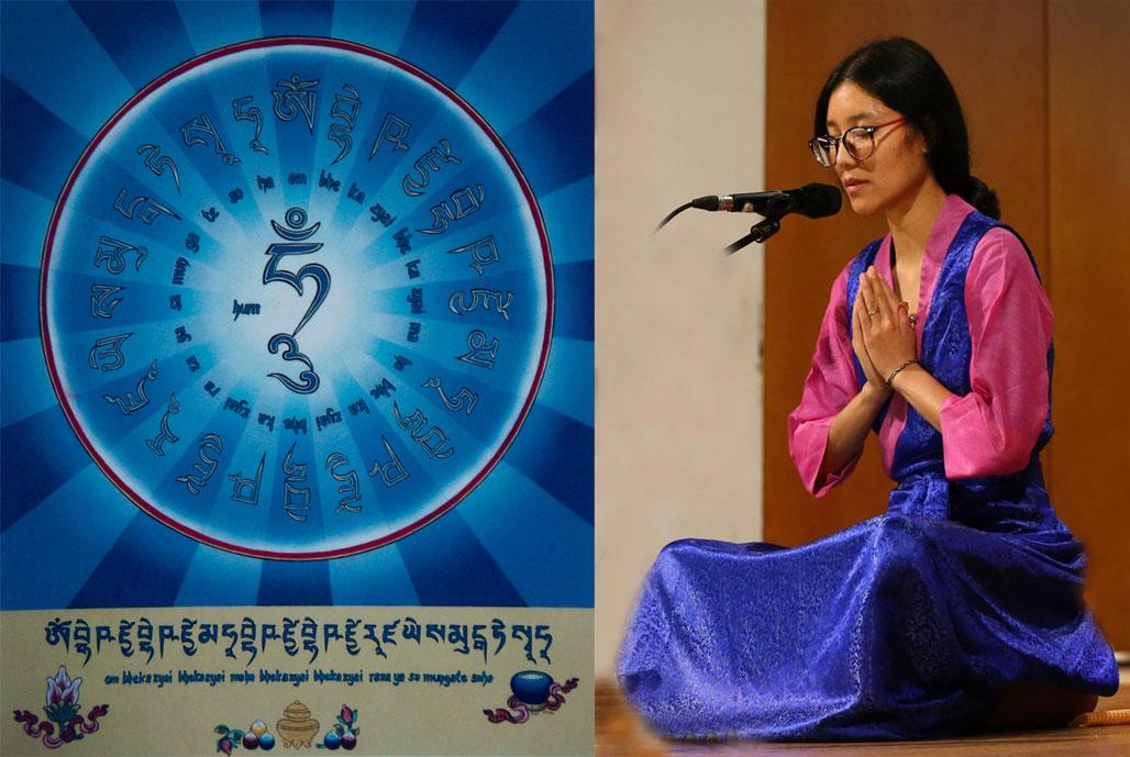 Sanación con Mantras Tibetanos & Lha Massage – Seminario de Introducción con Dakini Drukmo Gyal