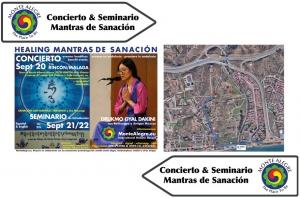 Way to Mantra Healing Concert & Seminar