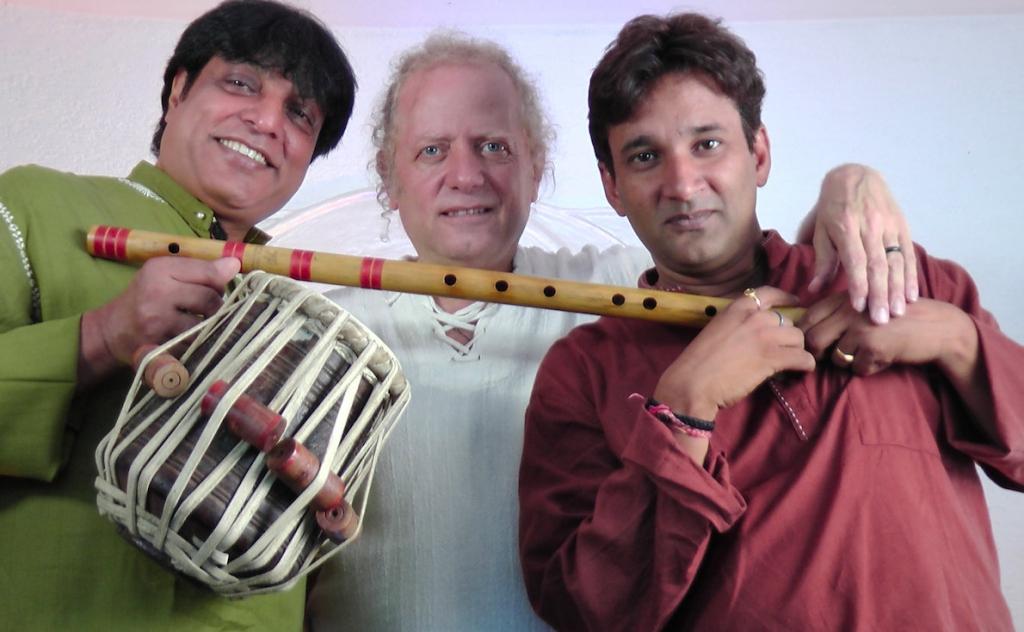Spirit Of India Fusion - Dinesh Hanif Rechungpa