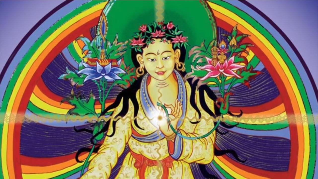 Green Tara Mantra - Drukmo Gyal (720p).mp4.00_01_53_14.Standbild004