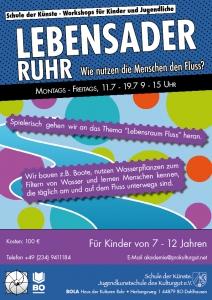 Lebensader Ruhr