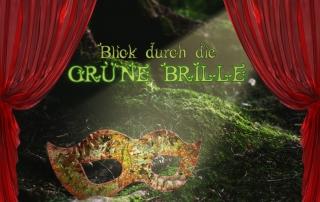 Blick durch die grüne Brille Kinder-Kunst- und Umweltprojekt