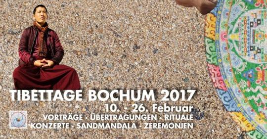 Tibettage Ruhr 2017