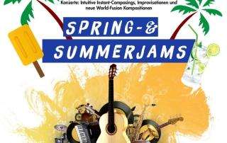Mitmachen bei der Spring & Summer JAM 2017