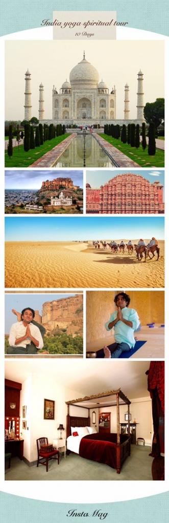 Culturareise Indien