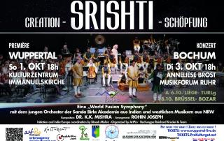 Srishti-Konzerte