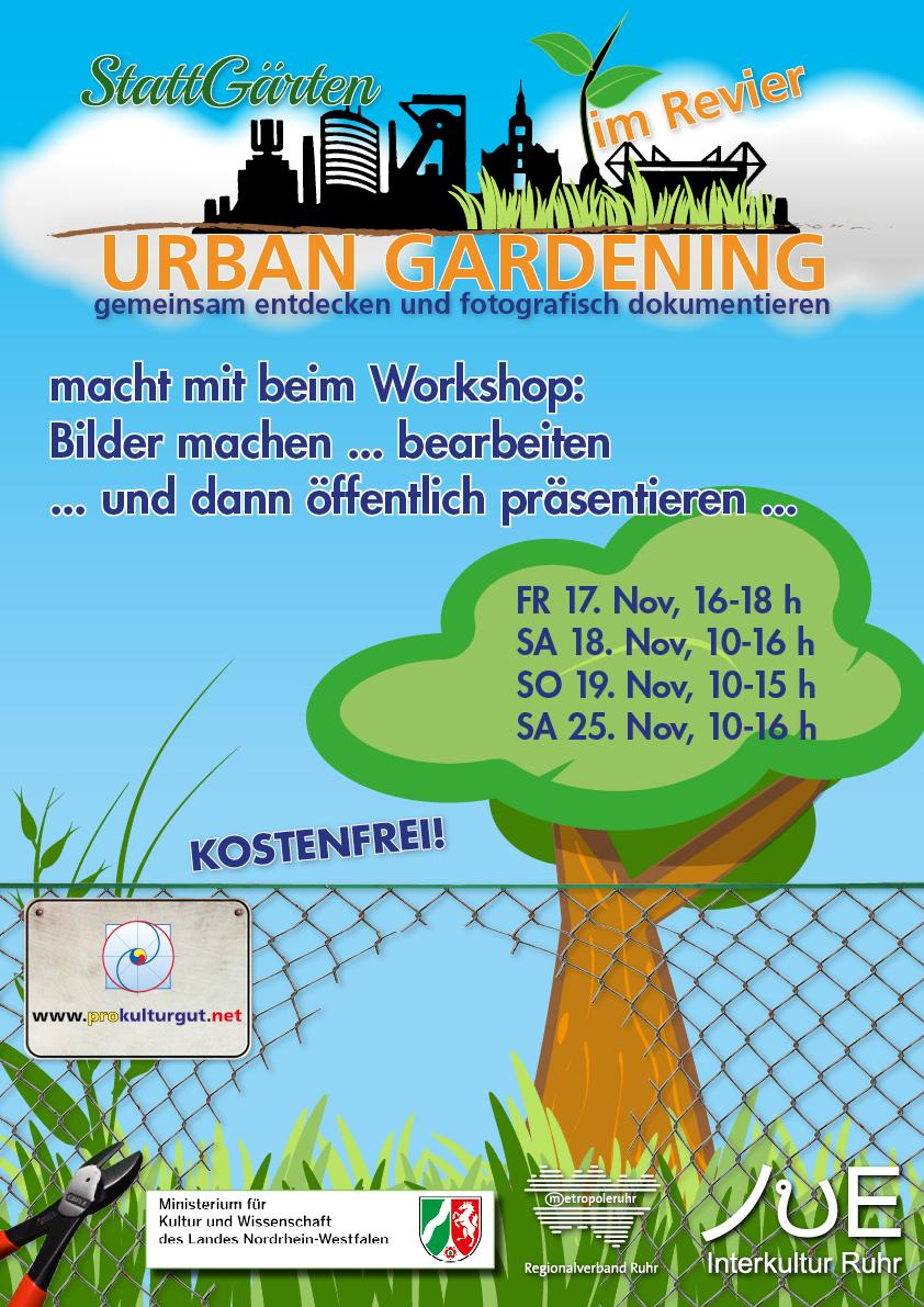 StattGärten Urban Gardening