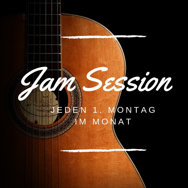 Jam Session jeden 1. Montag