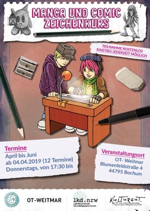 Manga Zeichenworkshop