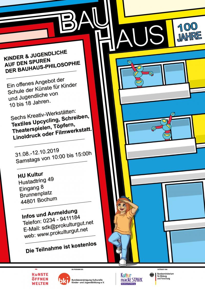 Bauhaus-Projekt Querenburg